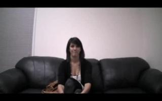 Casting Couch - Krystal Blu & Stacy Cristina verschlucken es mit ihrem Liebhaber - Dreilochstutes bekommen und gefickt auf dem Rücksitz