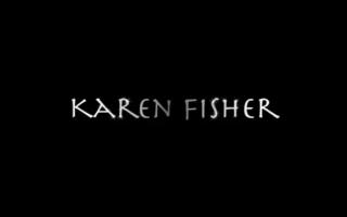 MILF Karen Fisher kriegt eine vaginalen Massage