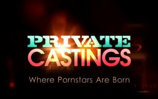 Private Casting clienten um Fick