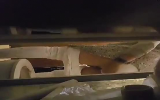 Arsch - Sex im Knast mit der geilen MILF