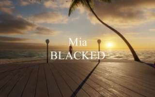 Blacked HD - Footjob deinen Bums