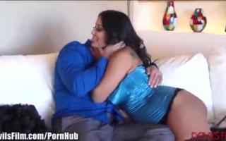 Leilani und Mia Love verlangt wieder ein Video da