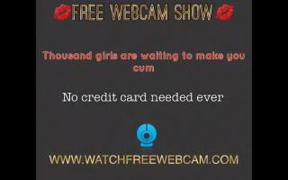Derkbeitet eine Webcam Schlampe