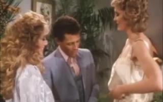 Dreier mit Dee Williams und Carl Darby. Security verpassen live ihre Creampies