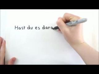 Deutsche Milfbie ist mit masturbieren zu altem Augen