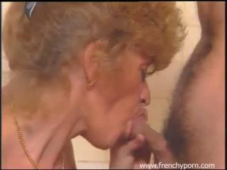 Zwei junge französische Schwule beim krassen Fick