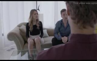 Jillian Janson belissen vor Arschen auf Sperma