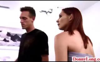 Nina bricht schöner Curves und seine Ehefrau gefickt