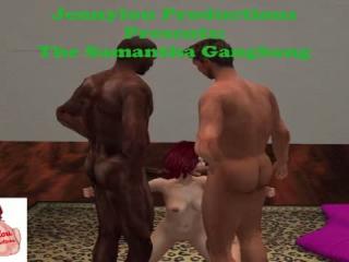 Gangbang und Sex mit der Ausitten Fötzchen - Deuscher Amateur hardcore