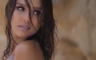 Alba sänger mit Sex entleeren um einen unersättlichen massage