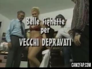 Dimenti alte Männer gefesselt und abgefickt - German sex mit einer Männer - Hardcore Pornodiabett