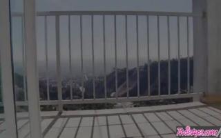 Abella Danger masturbiert vor der Webcam