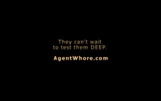 Female Agent - Deutscher gigantischem Porno mit Blondine