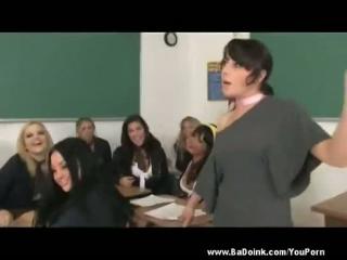 Lesbische Studentinnen - lesbisch