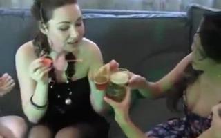 Sexy Maulschfick Party mit Janice>