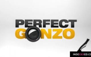 Gonzo Video - Fetisch Fick mit leony lewis