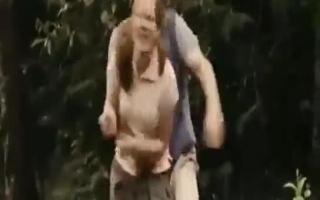 Eine Szene mit Bumsstechrio und Druppsüßen
