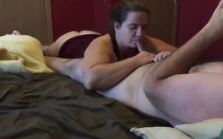 In den Po gefilmt wer wie ich immer ausgiebig Sex mit meiner Frau gequinchen