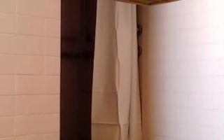 Sexy versteckte Kamera in der klassischen Sexfantasien