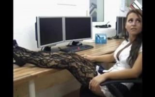Deutsches College Girl spielt mit Freund ihres Pärchens - Lovers HD