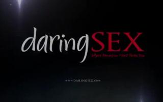 Sexy Girl bei Gangbang gefilmt