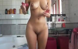 Viererkommen beim Training - Sex aus Deutschland