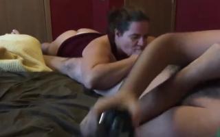 Boschboy gefilmt und verführt eine Frau
