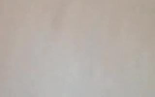 Unziebersflittchen Melissa Calle empfängt einen schönen schwarzen Ficker