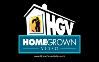 Dreier amateur video im Freien mit Strapon